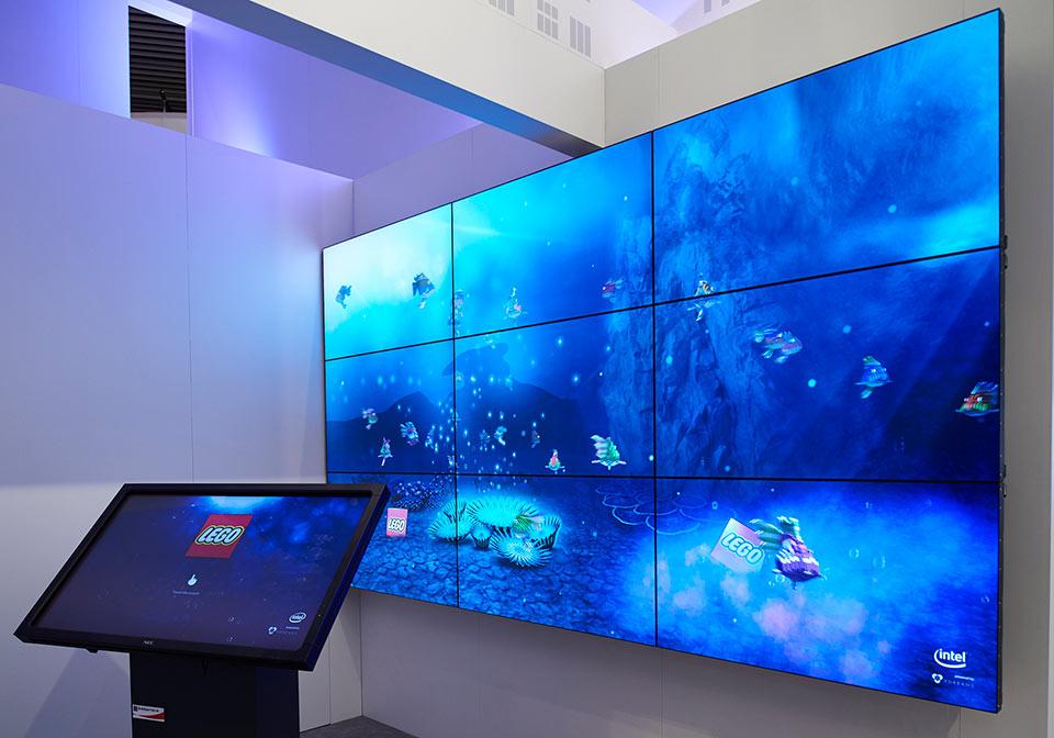 Video Walls Hardware Software Amp Installations Sydney